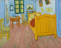 the window explore the paintings van gogh s bedrooms em the bedroom em window detail