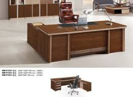 Office Executive Desk Modern Luxury Chinese Furniture Wooden Office Executive Desk