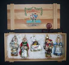 kurt adler polonaise nutcracker suite boxed set of 4