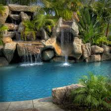 rock of ages landscapes and pools building dream pools