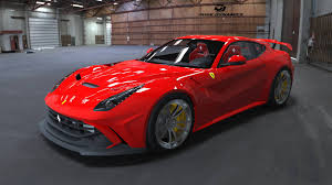 Ferrari F12 New - official ferrari f12 widebody by duke dynamics gtspirit