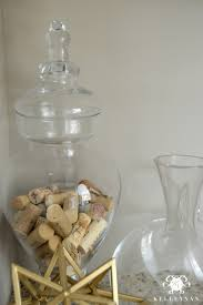 bathroom apothecary jar ideas 16 ways to style apothecary jars kelley nan