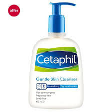 boots buy collect in store cetaphil gentle skin cleanser moisturising lotion 473ml with