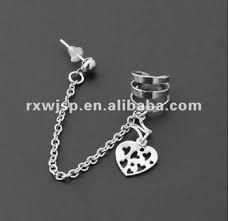 ear cuffs for pierced ears jewelry fashion ear cuffs for pierced ears buy jewelry fashion
