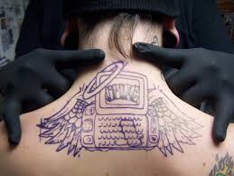 omg sidekick ii tattoo geeky tattoos
