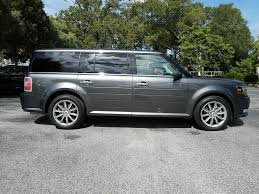 certified pre owned 2017 ford flex limited with navigation sport