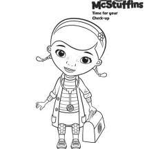 doc mcstuffins netart