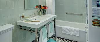 Green Design Montclair NJ Interior Designer Tracey Stephens - Bathroom design nj