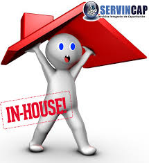 in house capacitación in house servincap