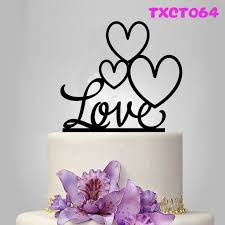 Heart Wedding Cake The 25 Best Black Heart Shaped Wedding Cakes Ideas On Pinterest