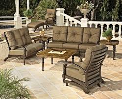 Patio Pool Furniture Sets by Rst Outdoor Delano All Weather Wicker Deep Seating Set Outdoor