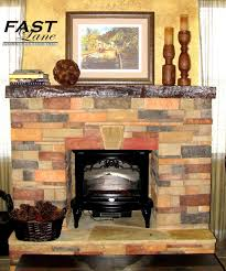 decor tips basement finish with faux stone fireplace and interior
