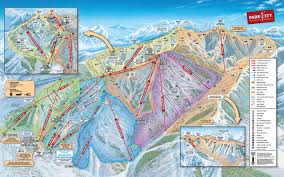 Map Of Colorado Ski Areas by See How Park City Has Transformed From 1974 To Today Curbed Ski