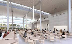 renderings highlight interior of apple u0027s upcoming u0027spaceship