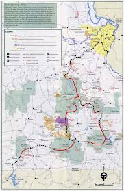State Parks Usa Map by Ozark Trail Map Cuivre River State Park Missouri Usa U2022 Mappery