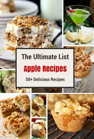 thanksgiving list of foods the ultimate list of apple recipes page 2 of 2 princess pinky