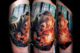 nature tattoos for guys tattoo collections