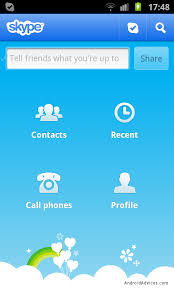skype apk for android how to make a skype voice call or call on android phones