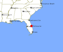melbourne fl map melbourne profile melbourne fl population crime map
