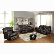Leather Reclining Sofa And Loveseat Coney Coffee Leather Reclining Sofa Loveseat And Reclining Chair