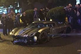 koenigsegg tron a koenigsegg agera r in what may be most expensive crash ever