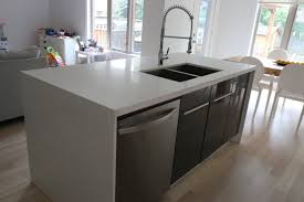 italian style ikea kitchen for hostess with the most est the ikd custom built island uses akurum gnosjA doors called tingsyrd sektion course that hjuvik faucet sink