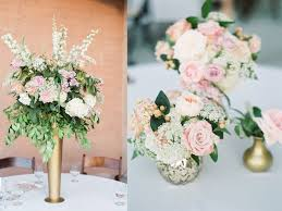 Gold Vases For Weddings 59 Best Wedding Tall Centerpieces Ii Images On Pinterest Tall