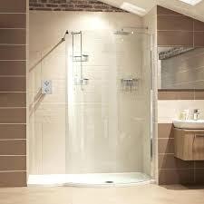 Non Glass Shower Doors Sliding Bathroom Door Best Sliding Bathroom Doors Ideas On Barn