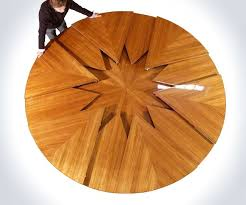 expandable table fletcher capstan world s coolest expandable table