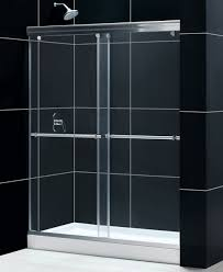 charisma frameless sliding shower door shower door glass