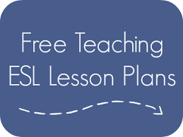 free esl english as a second language lesson plans to download