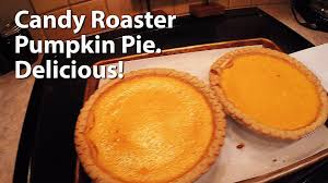 thanksgiving treat candy roaster pumpkin pie awesome thanksgiving treat youtube