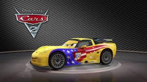 jeff corvette cars 2 jeff gorvette disney pixar available on digital hd