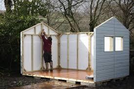 building a workshop shed building the wooden workshop bampton devon the wooden