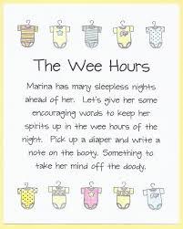 baby shower notes interesting design baby shower note ingenious best 25