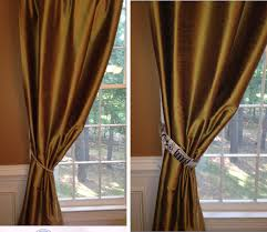 How To Install Curtain Tie Backs Where To Mount Curtain Tie Backs Best Curtain 2017