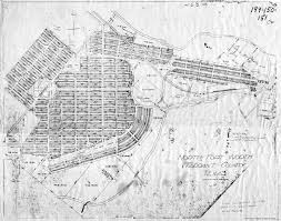 Fort Worth Map The Fort Worth Gazette 1894 A Lost North Fort Worth Map Reveals