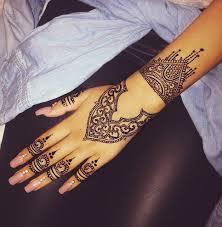 cute hand henna india tattoes i my india pinterest
