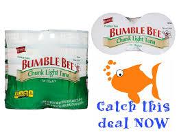 bumble bee chunk light tuna pack of 10 bumble bee chunk light tuna in water only 7 52
