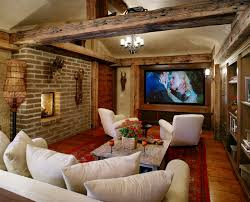 Southwestern Home by Southwestern Home Theater Ideas U0026 Design Photos Houzz