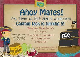 free printable pirates birthday party invitations drevio