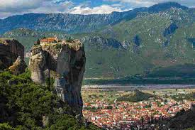 Meteora Greece Map by Greece Tours U0026 Travel Intrepid Travel Au