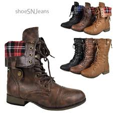 womens boots fashion footwear best 25 fold boots ideas on combat boots socks