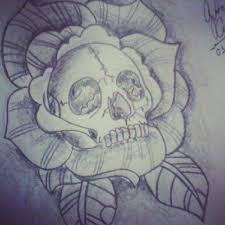 33 best floral and skull designs images on