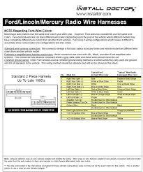 1988 fox radio wiring problem mustang forums at stangnet