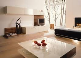 Contemporary Interior Design In Minimalist Style Decluttering And - Minimalist interior design style