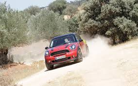 first drive 2013 mini paceman cooper s all4 prototype