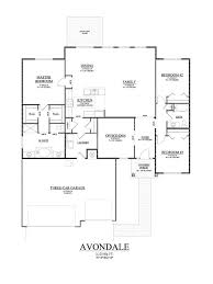 Patio Floor Plans The Avondale Floor Plans Listings Viking Homes