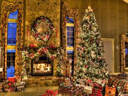 Christmas Decorations Wiki 107 Best Christmas Wallpaper Images On Pinterest Christmas