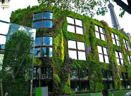 39 insanely cool vertical gardens